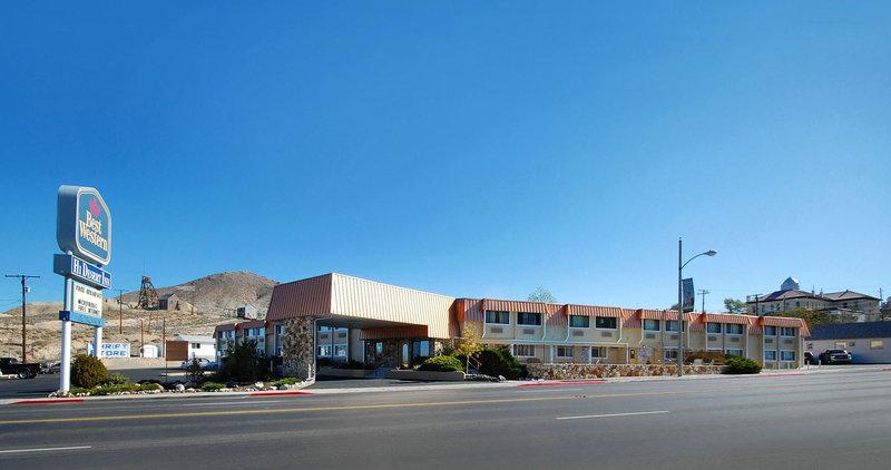 BEST WESTERN Hi-Desert Inn