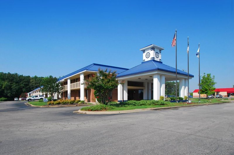 BEST WESTERN Inn I-95/Goldrock