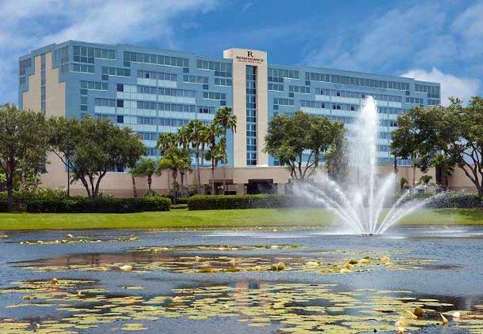 Renaissance Orlando Airport Hotel