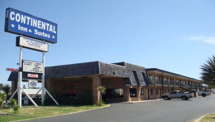 Carlsbad Continental Inn