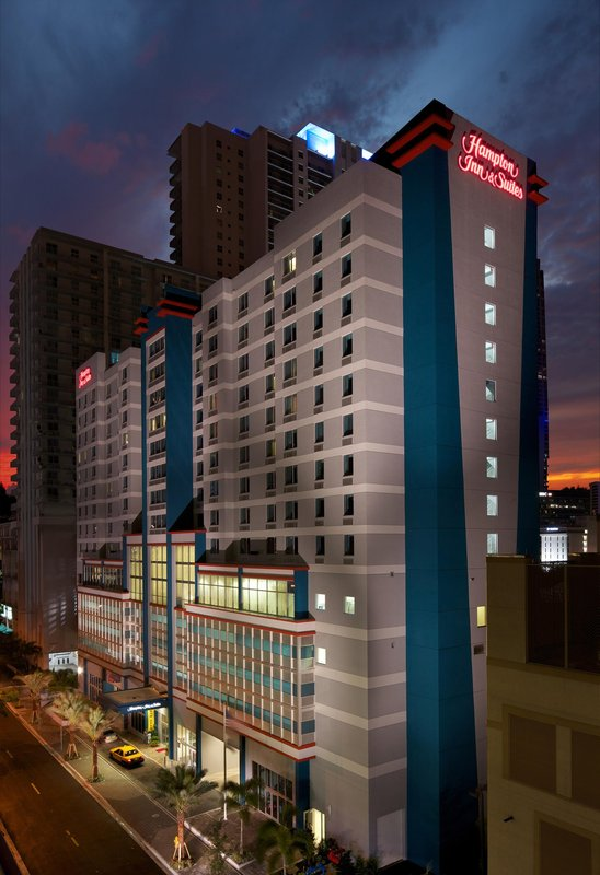 Hampton Inn And Suites Miami-Downtown - Brickell