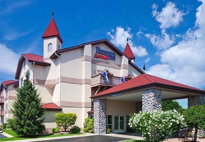 Fairfield Inn Frankenmuth