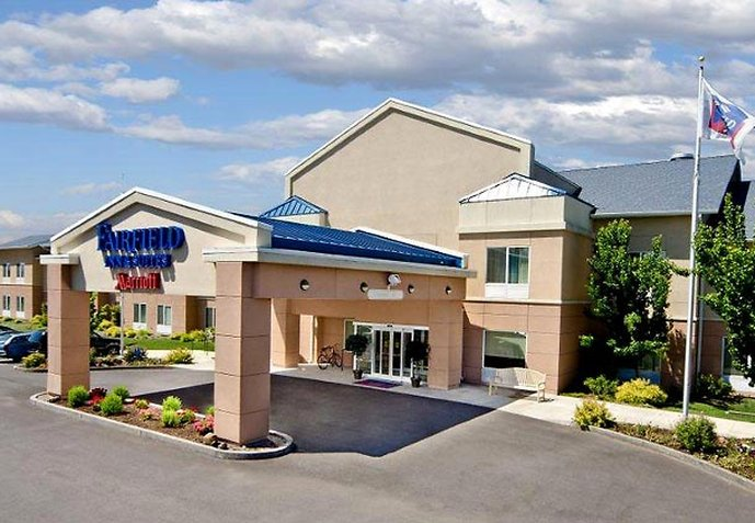 Fairfield Inn & Suites Bend Downtown