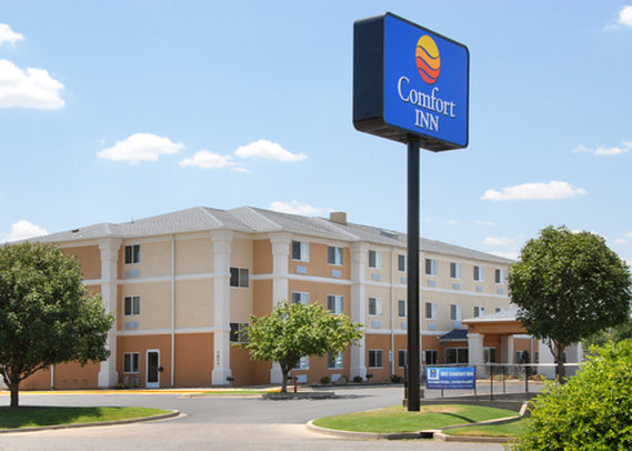 Comfort Inn Oklahoma City