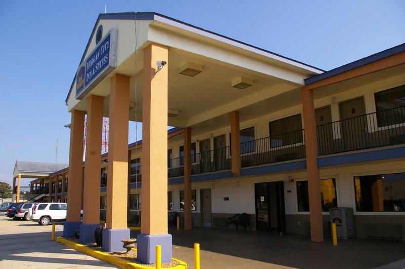 BEST WESTERN Morgan City Inn & Suites