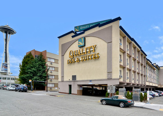 Quality Inn & Suites Seattle Center