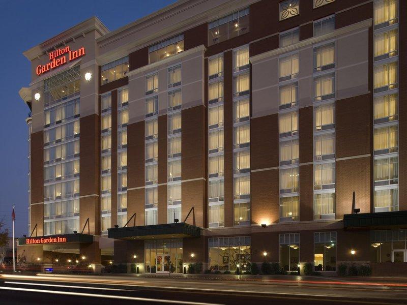 Hilton Garden Inn Nashville-Vanderbilt