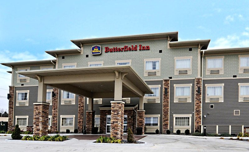 BEST WESTERN Butterfield Inn