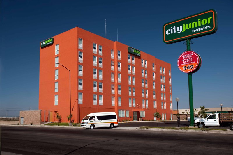 City Express Junior Tijuana Otay