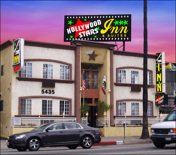 Hollywood Stars Inn