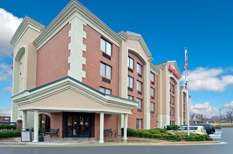 BEST WESTERN PLUS Greensboro Airport Hotel