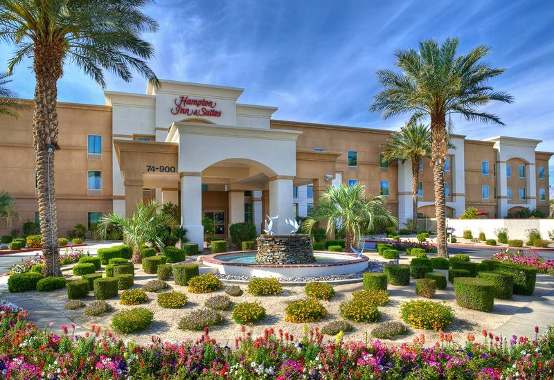 Hampton Inn - Suites Palm Desert