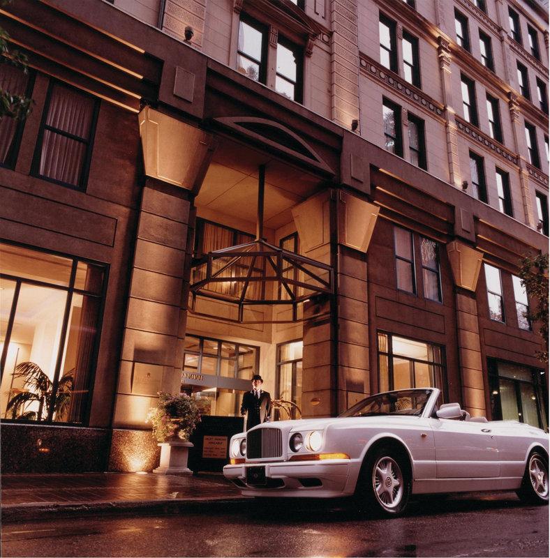 The Cincinnatian Hotel Preferred Hotels And Resorts