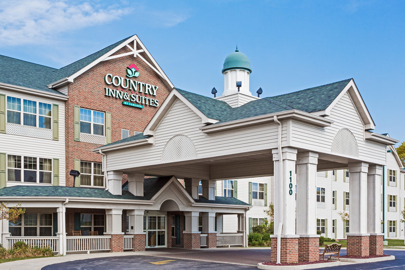 Country Inn & Suites By Carlson, Zion, IL