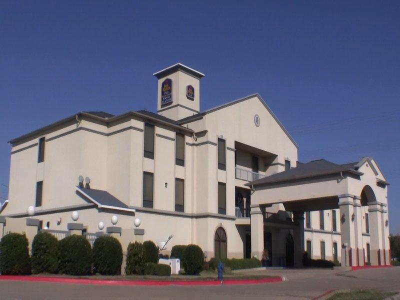 BEST WESTERN PLUS McKinney Inn & Suites