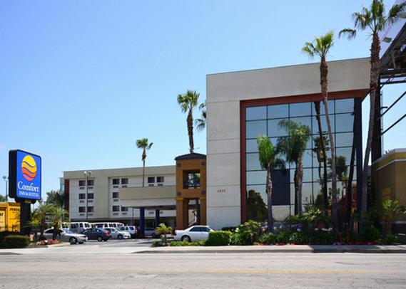 Comfort Inn & Suites LAX Airport Inglewood - Los Angeles