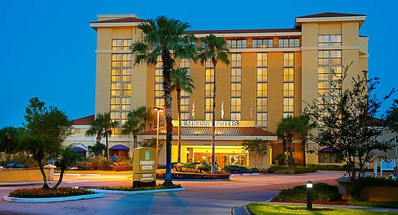 Embassy Suites Orlando-International Drive South-Convention