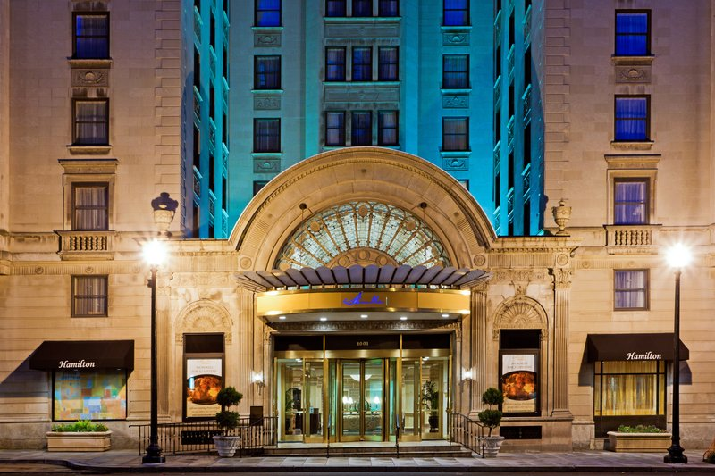Crowne Plaza THE HAMILTON - WASHINGTON DC.