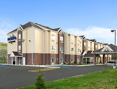 Microtel Inn & Suites By Wyndham Washington/Meadow Lands