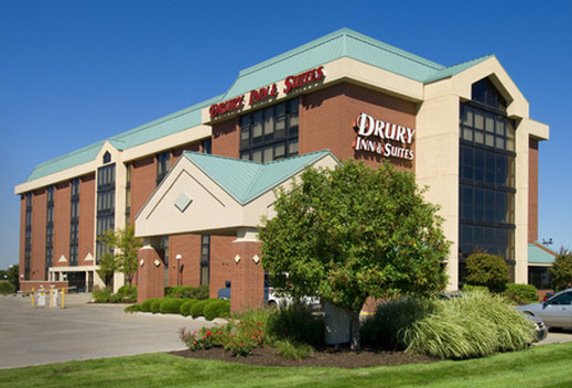 Drury Inn And Suites KC Airport