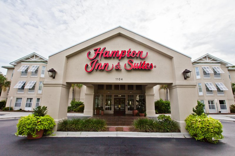 Hampton Inn - Suites Charleston-MtPleasant-Isle Of Palms