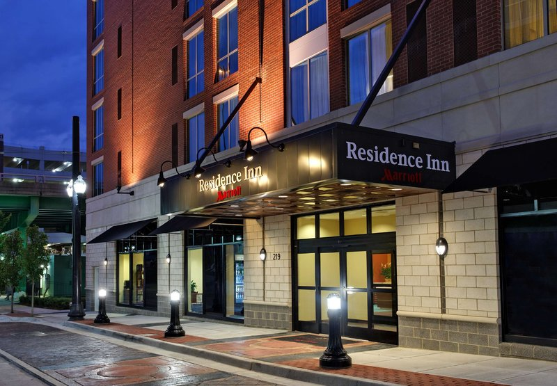 Residence Inn Little Rock Downtown