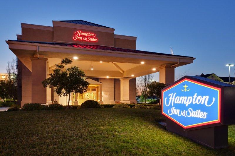 Hampton Inn - Suites Sacramento-Airport-Natomas