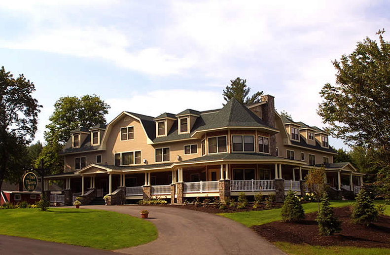 Inn At Thorn Hill And Spa