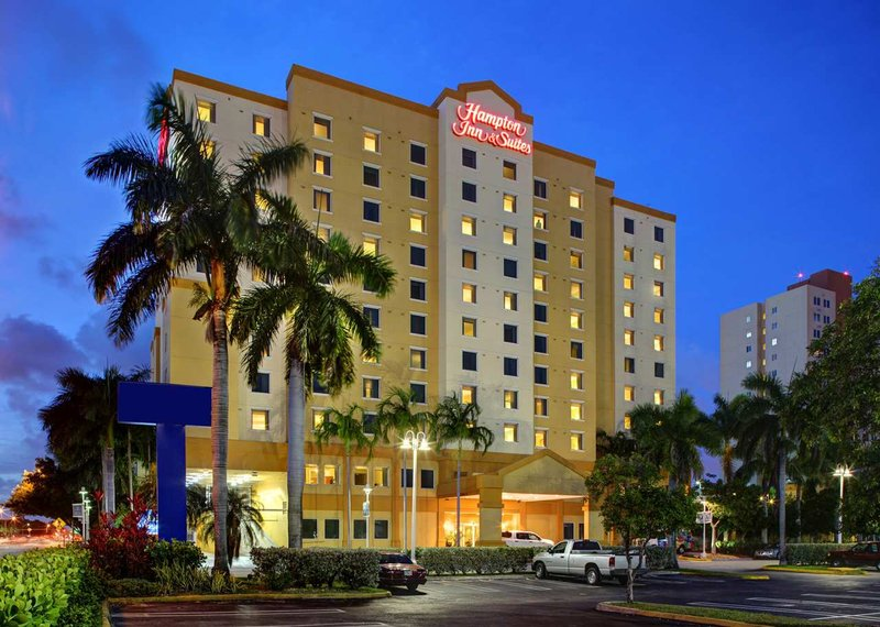 Hampton Inn - Suites - Miami-Airport South-Blue Lagoon
