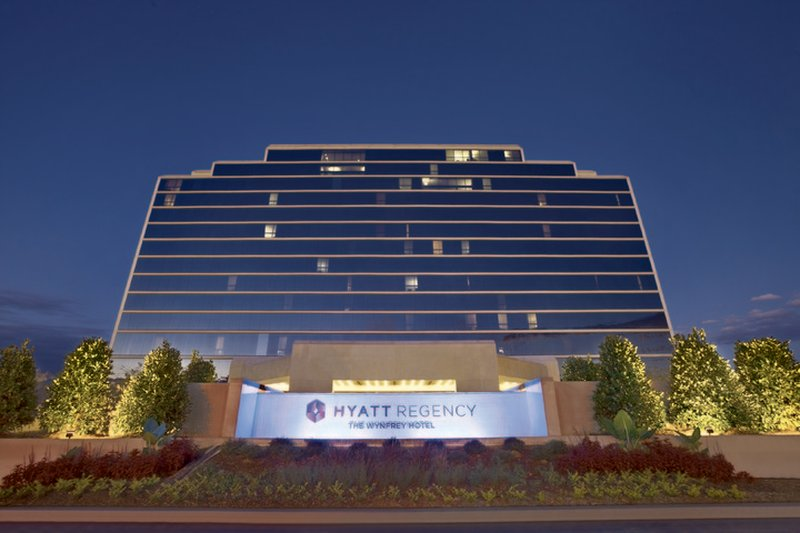 Hyatt Regency Birmingham -The Wynfrey Hotel