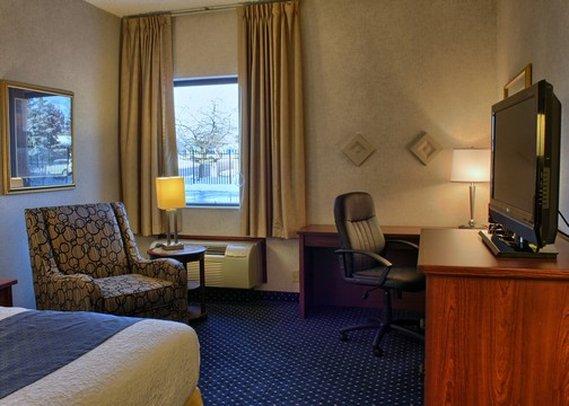 Quality Inn Auburn Hills