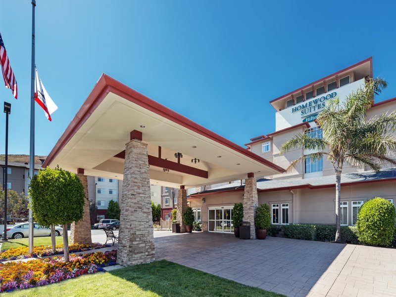 Homewood Suites By Hilton San Francisco Arpt North CA