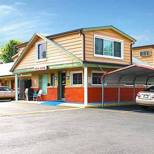 Campbell's Motel Scottsburg