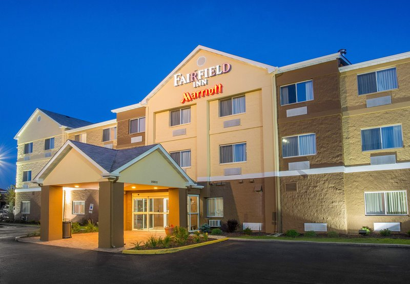 Fairfield Inn & Suites Chicago Tinley Park