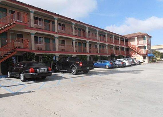 Rodeway Inn Huntington Beach