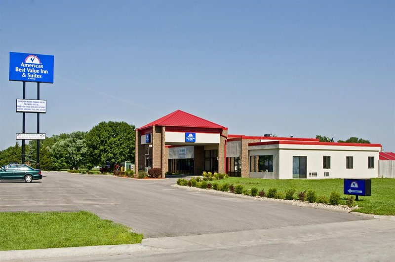 Americas Best Value Inn And Suites Hesston