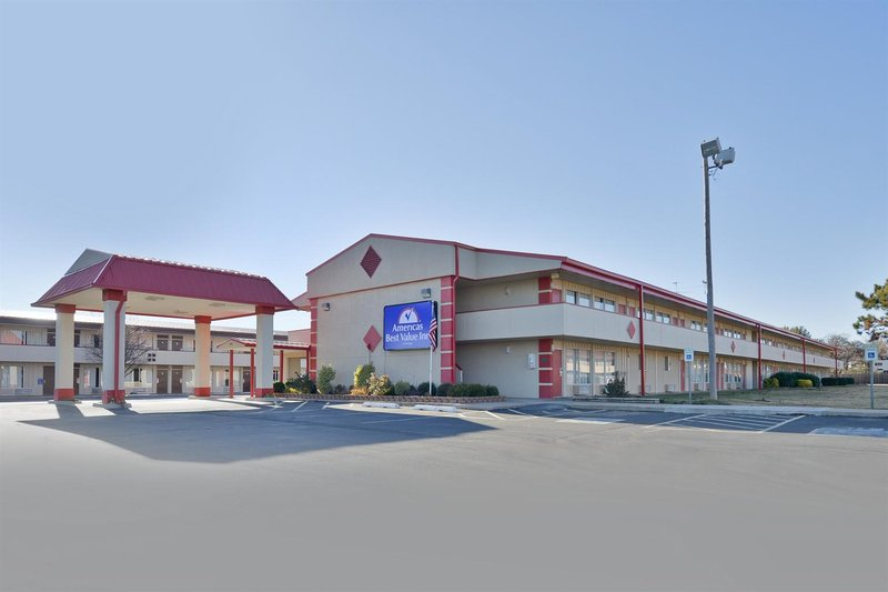 Americas Best Value Inn Oklahoma City I35 North