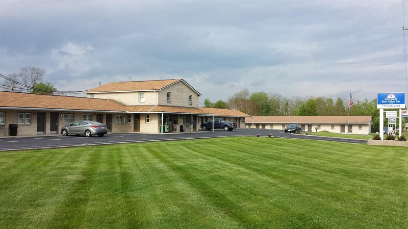 Americas Best Value Inn Palmyra Hershey