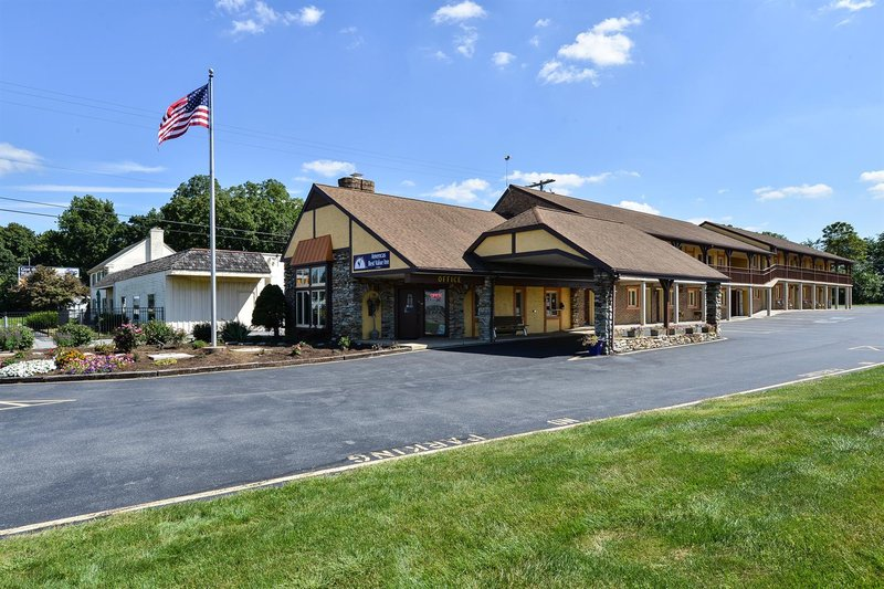 Americas Best Value Inn Ronks Lancaster County