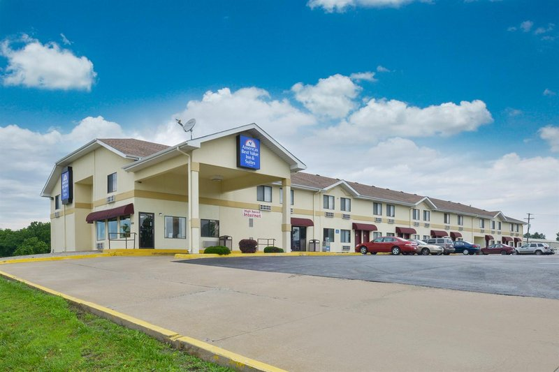 Americas Best Value Inn And Suites Harrisonville