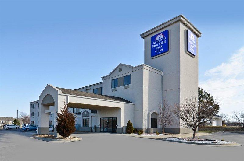 Americas Best Value Inn And Suites Lees Summit Kansas City