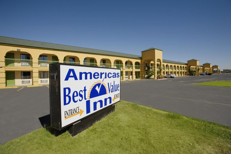 Americas Best Value Inn AT And T Center
