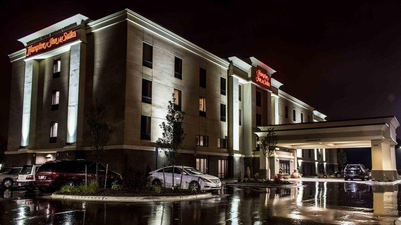 Hampton Inn And Suites Lansing West