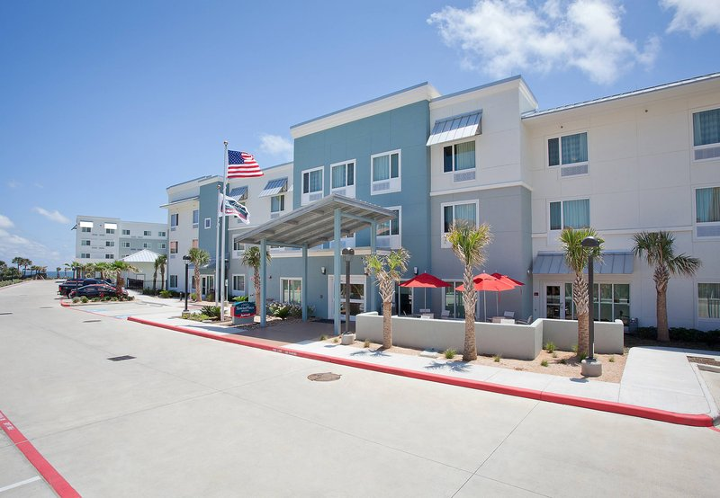 TownePlace Suites Galveston Island Gulf Front