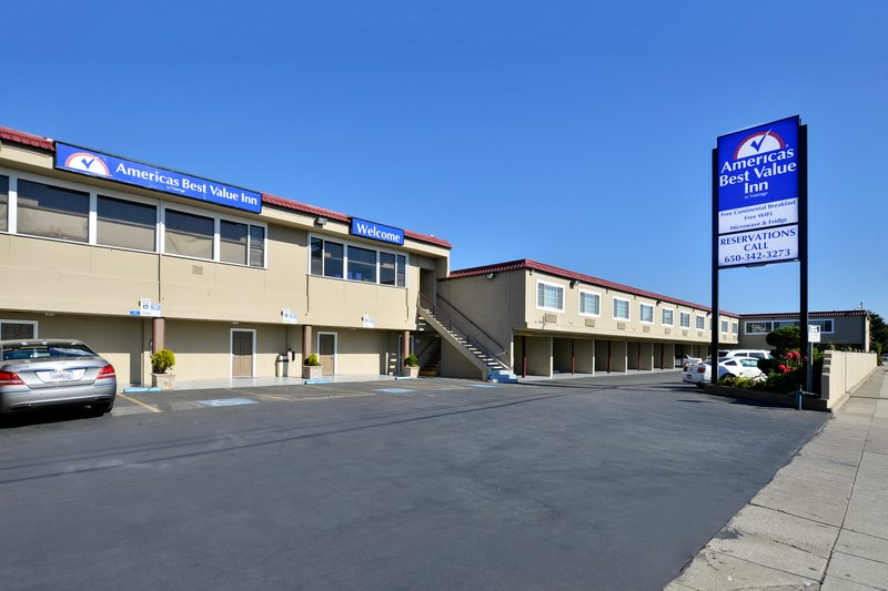 Americas Best Value Inn San Mateo