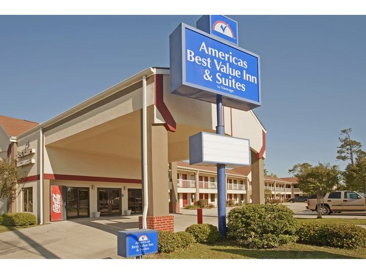 Americas Best Value Inn And Suites Slidell