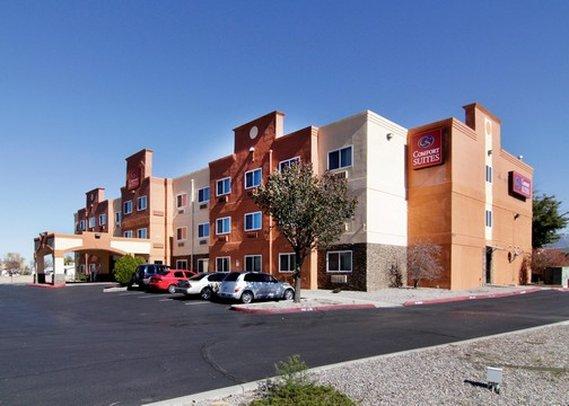 Comfort Suites Albuquerque