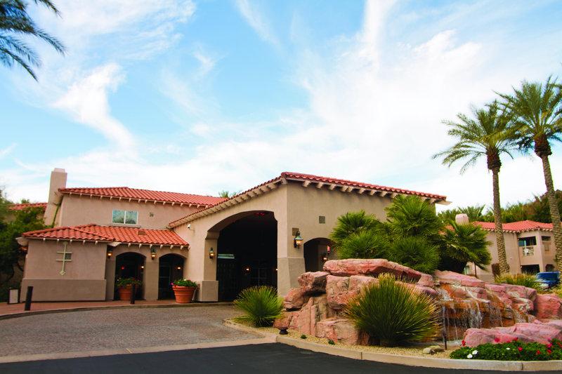 Sheraton Desert Oasis Villas, Scottsdale