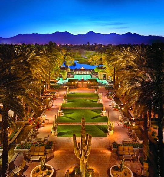 Hyatt Regency Scottsdale Rst & Spa At Gainey Ranch