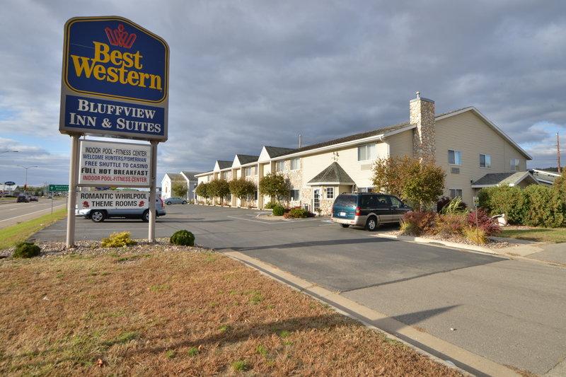 BEST WESTERN Bluffview Inn & Suites